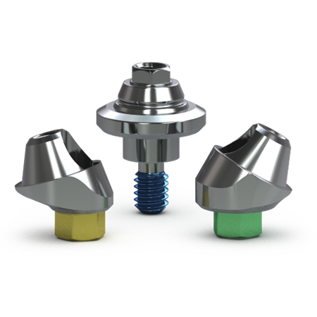Picture for category Multi-unit Abutments
