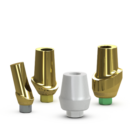 Esthetic/Cementable Abutments
