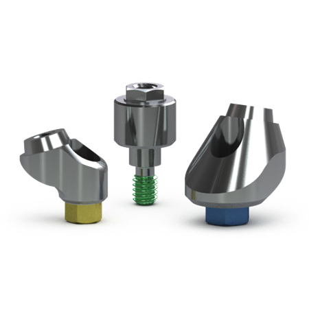Abutment for Screw